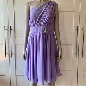🏷NWT Pretty Maids lilac dress